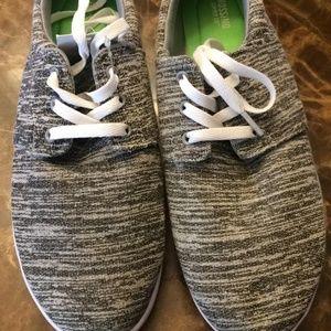 New Women's Gray/Black/White  Shoes